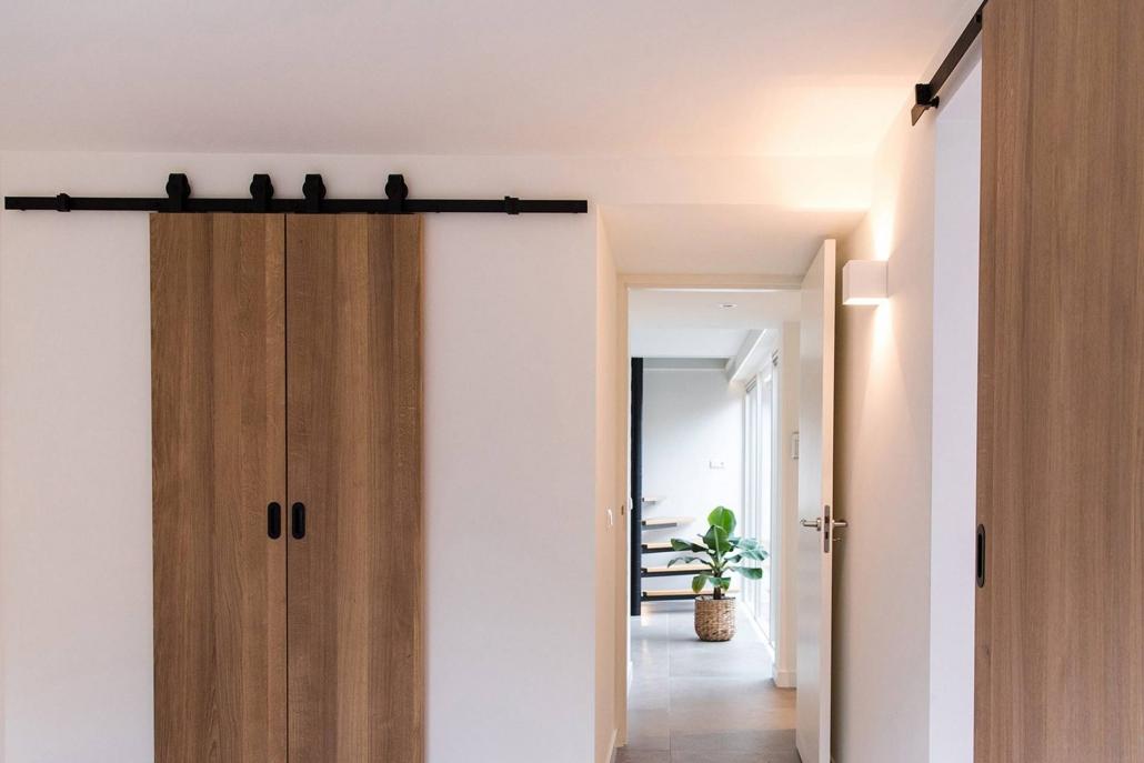 Uitbouw / verbouwing van een bungalow in Haastrecht