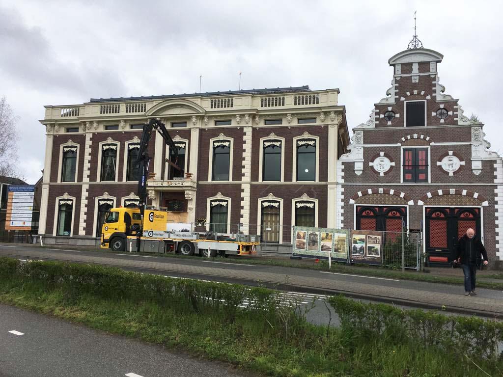 Rijksmonument Bisdom van Vliet | BeekBouw