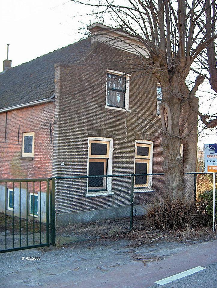 Restauratie Hoeve Wildrijk Zoetermeer | BeekBouw