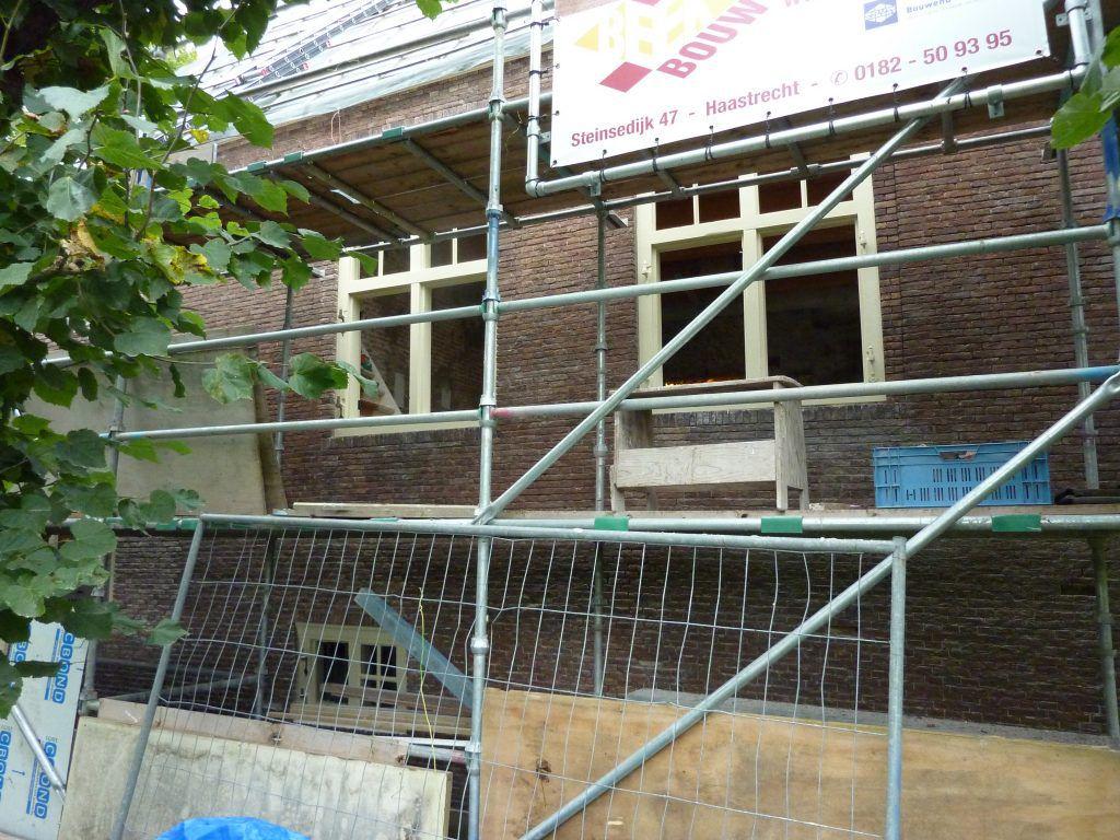 Restauratie boerderij SteinHoeve Haastrecht | Beekbouw