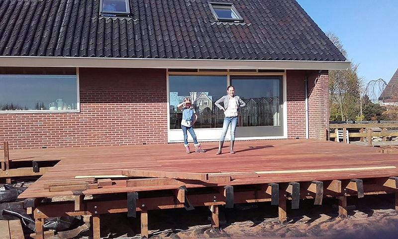 Verbouwing jaren '70 woning familie Zwaan Boskoop | BeekBouw