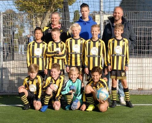 BeekBouw is trotse sponsor van VV-Haastrecht